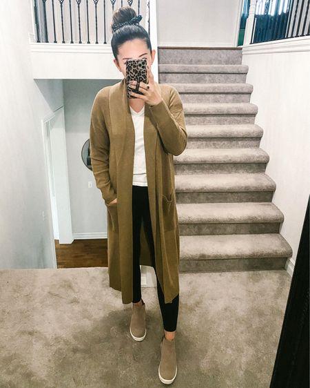 The best long cardigan coat. #founditonamazon #amazonfashion runs big size down one http://liketk.it/2ZoLT #liketkit @liketoknow.it #StayHomeWithLTK #LTKfamily #LTKshoecrush