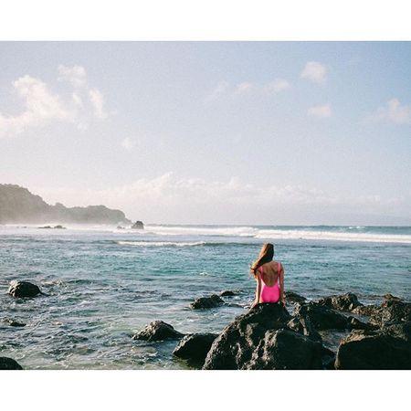 Watching the waves crash on the west side of the island @liketoknow.it www.liketk.it/238KT #liketkit #maui #gmgtravels #christmasinmaui #willjourney #hawaii