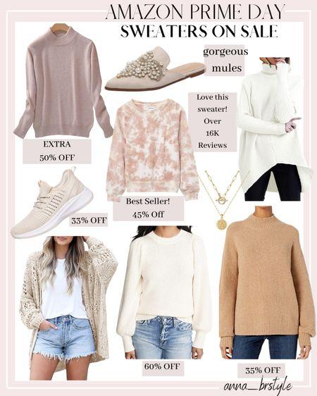 amazon sweaters on sale, amazon prime day #anna_brstyle http://liketk.it/3idz6 @liketoknow.it #liketkit #LTKsalealert
