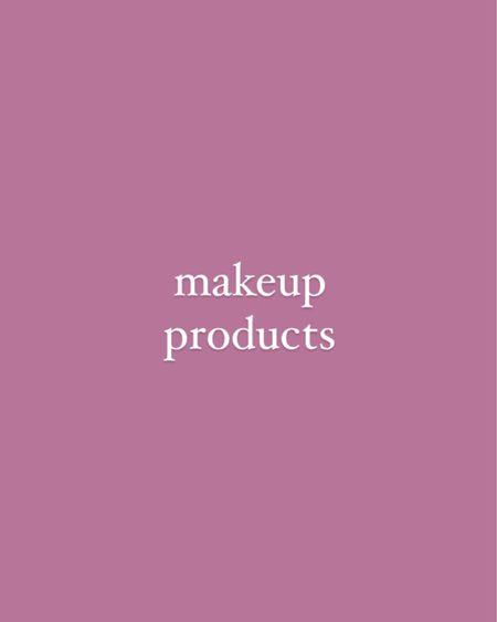 Makeup products http://liketk.it/3fJo7 #liketkit @liketoknow.it
