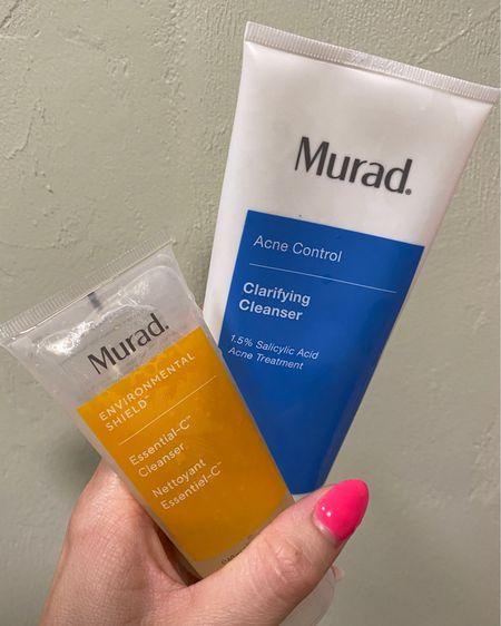 Murad face wash & cleanser  @liketoknow.it.home @liketoknow.it.family #LTKbeauty #LTKDay #LTKsalealert @liketoknow.it #liketkit http://liketk.it/3gNnr         Face wash Murad Vitamin c Acne treatment  Self care