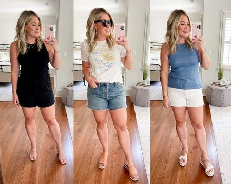 Outfits with shorts http://liketk.it/3eVuV #liketkit @liketoknow.it