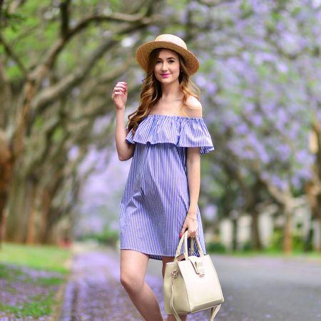 Spring dress 👗 http://liketk.it/2qfIx #liketkit @liketoknow.it #LTKSeasonal #LTKeurope #LTKstyletip @liketoknow.it.europe