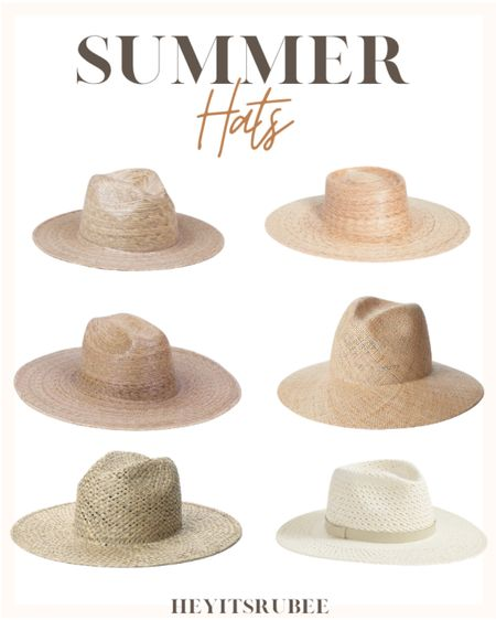 Must have summer hats this season. http://liketk.it/3iGBF #liketkit @liketoknow.it   Shop your screenshot of this pic with the LIKEtoKNOW.it shopping app #LTKswim #LTKstyletip #LTKtravel
