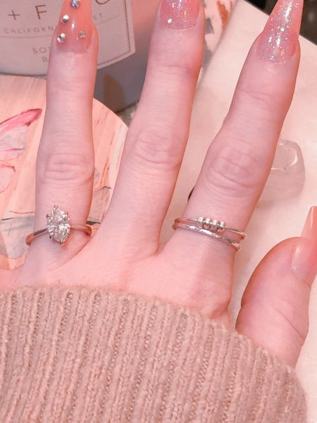 If you have anxiety I highly recommend investing in a fidget ring! I've linked my favourites   #LTKfamily #LTKunder100 #LTKkids