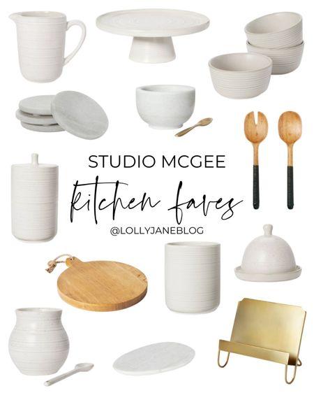 Studio McGee Kitchen Favorites!!  Lilly Jane Blog | #LollyJaneBlog #LTKunder100 #LTKunder50 #LTKhome @liketoknow.it #liketkit http://liketk.it/3kwyV