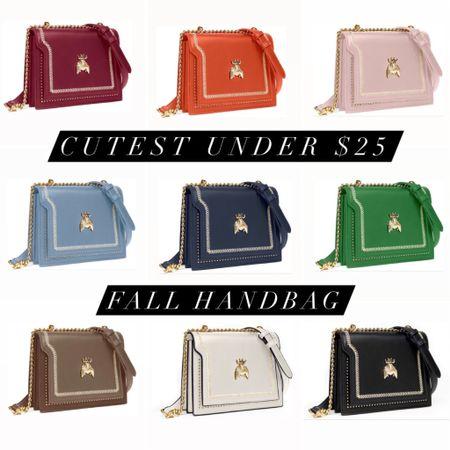 Hardest part is deciding which color is my fave 🥰   #LTKstyletip #LTKunder50 #LTKitbag