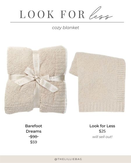 Barefoot Dreams blanket lookalike at Target!! Only $25 - will sell out! Makes great gifts. Splurge or save. Look for less. Cozy blanket. Throw.   #LTKhome #LTKstyletip #LTKunder50