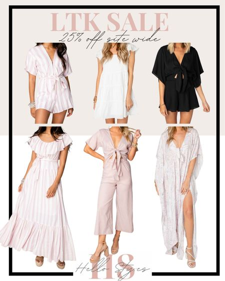White dresses  Vacation outfits  http://liketk.it/3hjAo #liketkit @liketoknow.it #LTKunder100 #LTKtravel #LTKDay