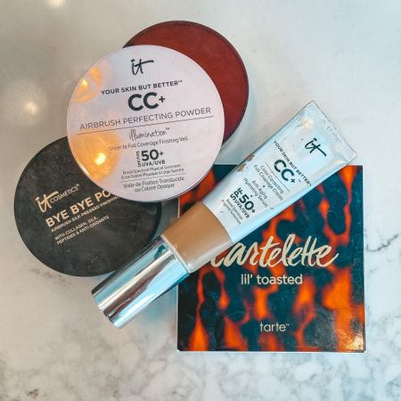#LTKDay my favorite it cosmetics cc products and tarte eyeshadow palette are all on major sale 🙌🏼 @liketoknow.it #liketkit http://liketk.it/3hnlc