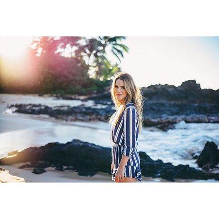Morning bed head at the beach ? #takemeback #maui #hawaii #gmgtravels #willjourney #sunrise #bedhead  @liketoknow.it www.liketk.it/24twj #liketkit