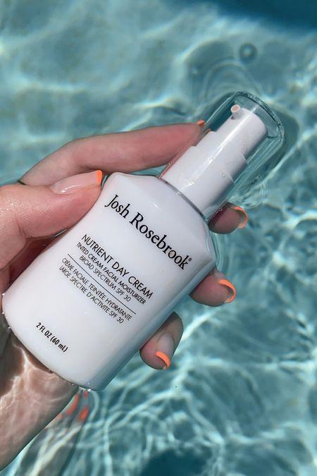 Sun Protection Favorites☀️🧴  Josh Rosebrook Nutrient Day Cream    #LTKunder100 #LTKtravel #LTKbeauty