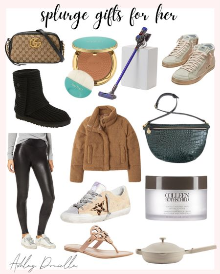 Splurge gift ideas for the gal in your life http://liketk.it/30dcY #liketkit @liketoknow.it               Holiday gift guide Gifts for her #holidaygifts  #giftguide