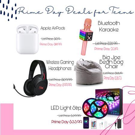 Prime Day deals for teens @liketoknow.it #liketkit http://liketk.it/2YLdG