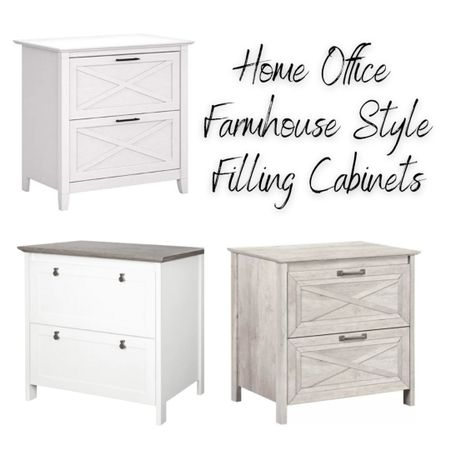 Home office farmhouse modern filing cabinets   http://liketk.it/3mdk4 @liketoknow.it #liketkit #LTKhome @liketoknow.it.home Screenshot or 'like' this pic to shop the product details from the LIKEtoKNOW.it app, available now from the App Store!