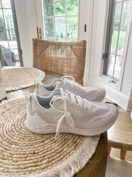 New balance sneakers white    #LTKSeasonal #LTKstyletip #LTKunder100