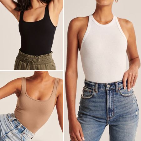 @Abercrombie bodysuits and tanks   You can instantly shop all of my looks by following me on the LIKEtoKNOW.it shopping app http://liketk.it/3hOza   #liketkit @liketoknow.it  #abercrombie #abercrombiebodysuit #abercrombiesummer2021  #abercrombiemomjeans  #abercrombie2021 #abercrombiespring #abercrombietshirt #squareneck #bodysuit #tanks #summer2021
