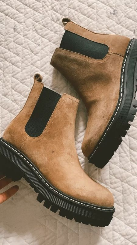 Favorite Marc Fisher Suede boots from the NSale! They are almost 50% off! Only $99! They are so so comfortable and perfect for fall and summer!  #LTKunder100 #LTKshoecrush #LTKsalealert