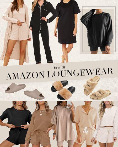 Amazon loungewear #cozy