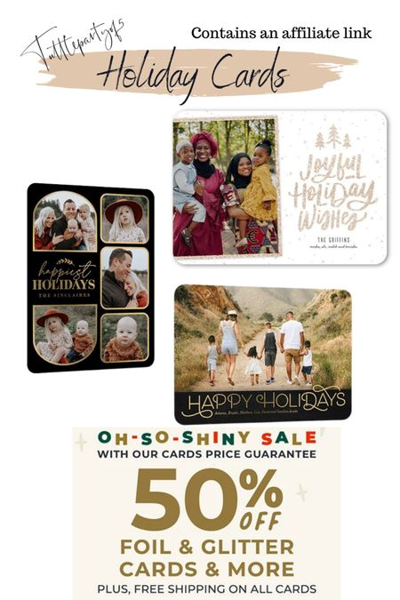 Holiday cards on sale     #LTKfamily #LTKHoliday #LTKsalealert