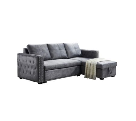 This is the couch that I bought for my new apartment! Excited to share some home decor pieces in the upcoming months ☺️☺️☺️      #LTKhome