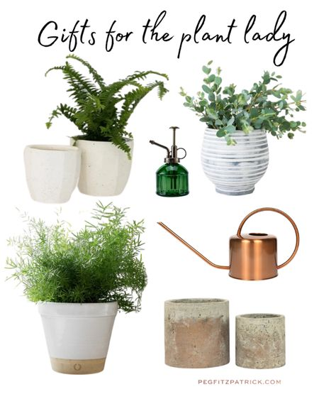 Beautiful neutral pots to fit farmhouse decor or brighten up any room! I love this plant mister. http://liketk.it/32VtU #liketkit @liketoknow.it #LTKunder50 #StayHomeWithLTK #LTKgiftspo Follow me on the LIKEtoKNOW.it shopping app to get the product details for this look and others
