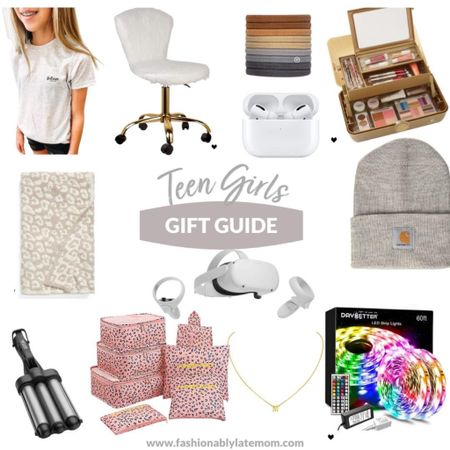If you're looking for gift ideas for a teen or tween this is the gift guide for you!   #LTKkids #LTKGiftGuide #LTKHoliday