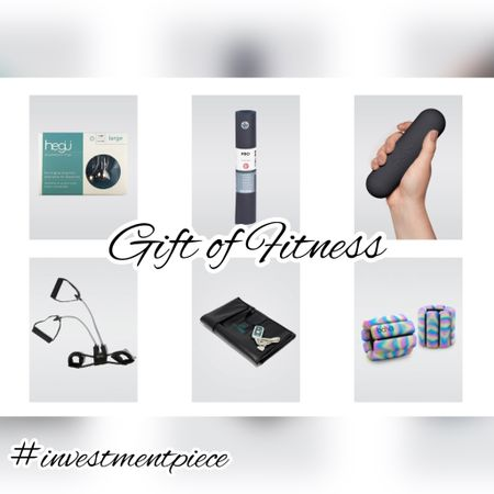 From weights to a sauna blanket (I absolutely love mine!) to mats and more- these are perfect gifts for the fitness lover in your life! #investmentpiece   #LTKfit #LTKunder100 #LTKGiftGuide