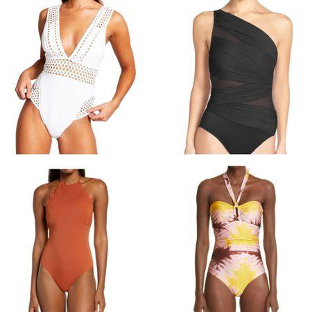 One Piece swimsuits   #LTKSeasonal #LTKswim #LTKtravel