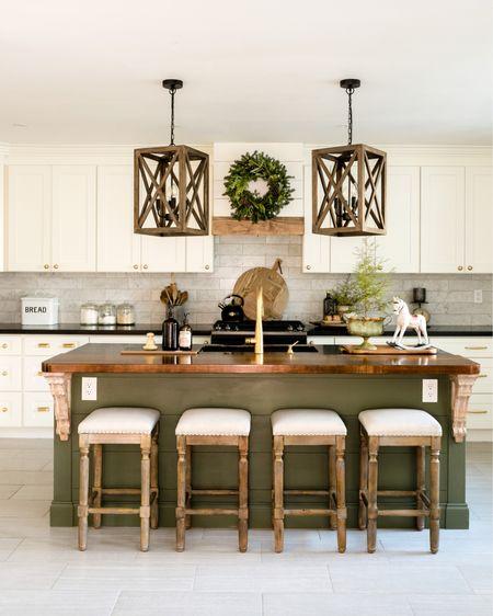Christmas kitchen ready for baking! http://liketk.it/33eKH #liketkit @liketoknow.it