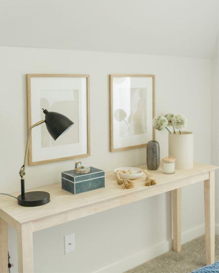 Guest bedroom styling!! http://liketk.it/3jqZo #liketkit @liketoknow.it studio McGee style #LTKunder50 #LTKhome