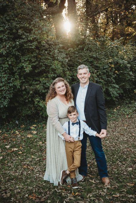 Elegant family photo shoot Holiday family photos Formal photo shoot Wedding style  #LTKkids #LTKfamily #LTKHoliday