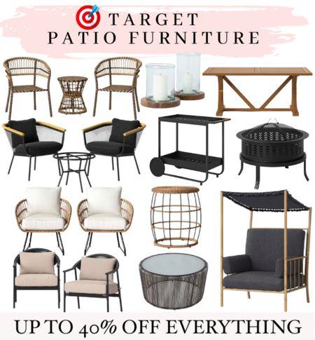 Target deal days  Patio chairs Target patio Outside furniture  Patio set  #targetdealdays #dealdays #patiodecor #patiofurniture #patioset #targethome #targethomedecor #targetpatio #targetpatioset #outdoorliving #patiochairs #outdoorfurniture #outsideseating #amazonfinds #amazonfind #founditonamazon   #LTKhome #LTKSeasonal #LTKsalealert