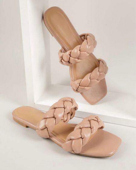 Summer shoe love  http://liketk.it/3fQUu @liketoknow.it #liketkit #LTKshoecrush #LTKstyletip #sandals