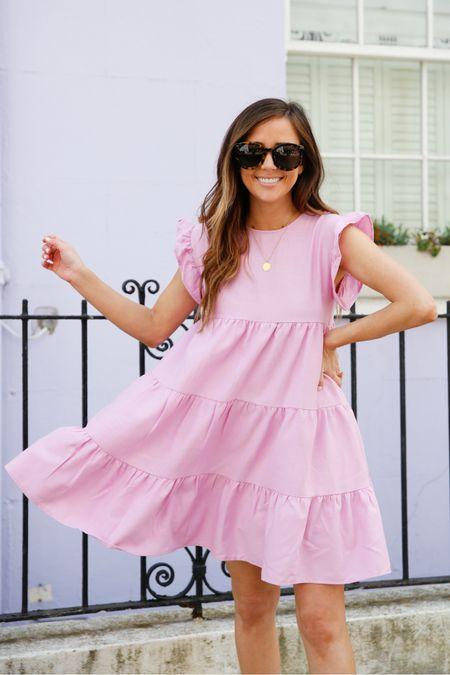 Petal & pup dresses: 20% off with code: HALEY20 💜 http://liketk.it/3hn06 #liketkit @liketoknow.it #LTKunder100 #LTKsalealert #LTKunder50