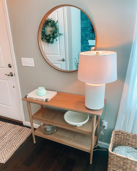 Entry table from Hearth and Hand at Target! #liketkit @liketoknow.it http://liketk.it/3jHQZ #LTKhome