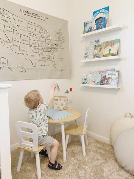 Kids bedroom reading nook http://liketk.it/3jLxd #liketkit @liketoknow.it #LTKhome #LTKkids #LTKunder50 @liketoknow.it.home