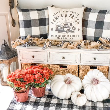 http://liketk.it/2F6eT Black and White Buffalo Check All Day!🙌🏻 #falldecor #entryway #blackandwhite #amazonpillowcovers #LTKhome #LTKstyletip #LTKunder50  #liketkit @liketoknow.it @liketoknow.it.home