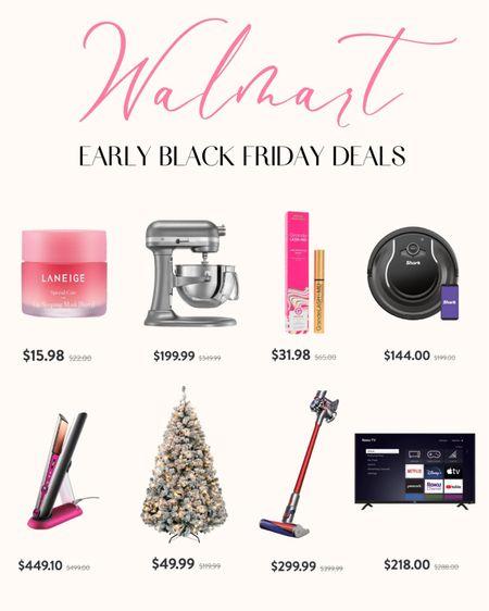 Walmart early Black Friday deals  #LTKGiftGuide #LTKsalealert #LTKHoliday