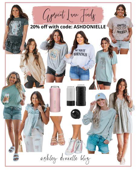 Save 20% off anything at Apricot Lane with code: ASHDONIELLE 🙌🏻 http://liketk.it/3ilnv #liketkit @liketoknow.it #LTKsalealert #LTKshoecrush #LTKstyletip