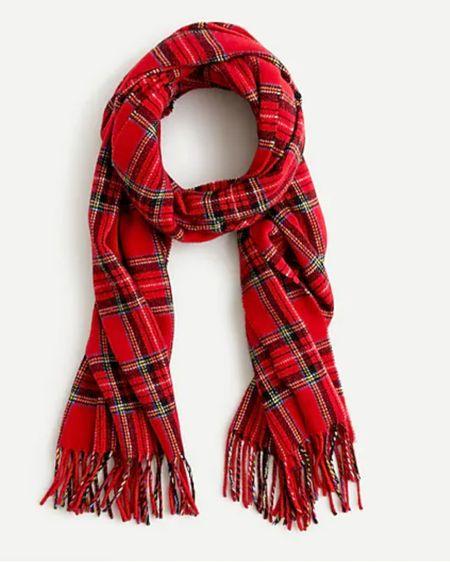 The perfect tartan scarf for $12 🚨❤️ http://liketk.it/33K69 #liketkit @liketoknow.it