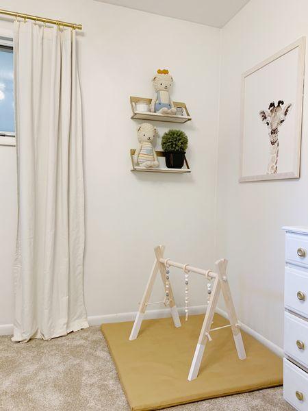 Baby play area, nursery design http://liketk.it/3gBhQ #liketkit @liketoknow.it #LTKbaby #LTKhome #LTKkids @liketoknow.it.home