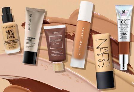 20% off all foundation at Sephora with code SAVE20    #LTKbeauty #LTKSale #LTKunder50
