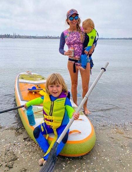 Paddle boarding out on the bay  #LTKswim #LTKtravel #LTKfamily