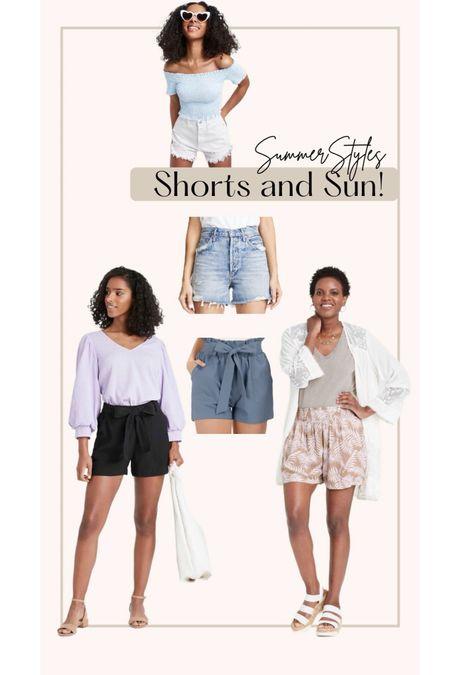 http://liketk.it/3gCX7 #liketkit @liketoknow.it  Denim shorts, khaki shorts, high rise shorts, cut off shorts, white shorts, womens shorts, shorts for women, summer shorts, beach shorts, coverall shorts, knee length shorts, short shorts, comfy shorts, cute shorts, stylish shorts, high waist shorts, slimming shorts, vacation shorts, fitness shorts, exercise shorts, new shorts, trendy shorts, bowknot tie waist shorts, high rise jean shorts, tie waist shorts, frayed hem shorts, bermuda shorts, pleated shorts, smocked waist shorts