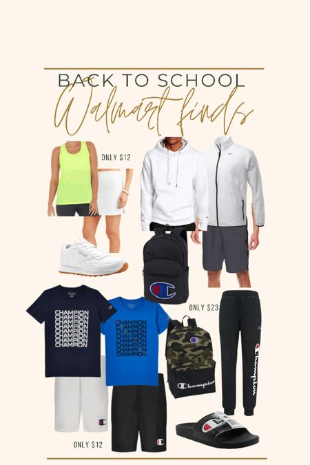 Back to school items from Walmart!!  #bts #schoolitems #schoolsupplies #btsshopping   #LTKunder50 #LTKfamily