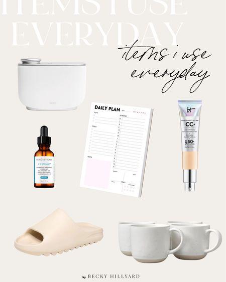 Items I use everyday   #LTKbeauty #LTKhome #LTKunder50