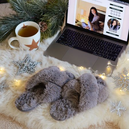 🐻✨ Slipper season has arrived. Check out these warm and cozy slippers that I've rounded up on my blog sweetraspberryjam.blogspot.com (link in profile) ✨🐻 OR  Follow me on the @liketoknow.it it shopping app to get the product details - http://liketk.it/30T6t #liketkit #StayHomeWithLTK #LTKhome #LTKshoecrush #ltkholiday #ltkwinter