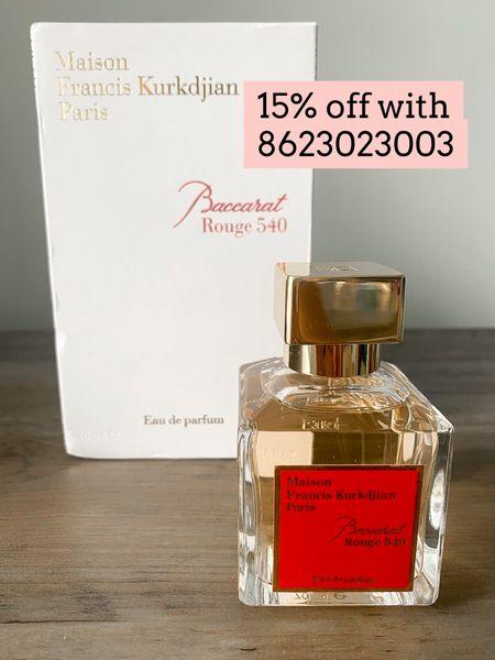 Saks sale. Baccarat perfume sale. Gift guide. Gift Ideas   #LTKGiftGuide #LTKsalealert #LTKbeauty