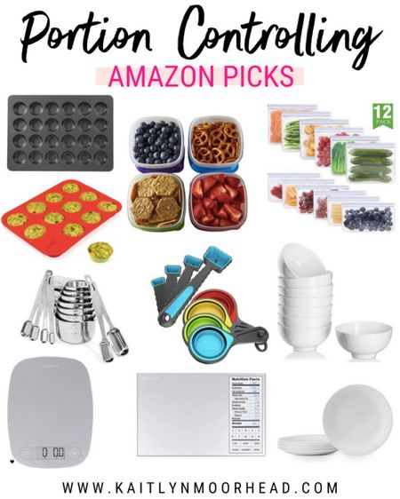 Want the beat products to help you save calories each day? These Amazon picks are great ways for you to manage how much you eat for every meal/snack! 🍽 http://liketk.it/2PQYF #liketkit @liketoknow.it #LTKhome #LTKfit #LTKunder50 @liketoknow.it.home